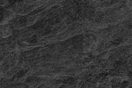 Dark grey black slate background or texture. Stock Photo - 124629608