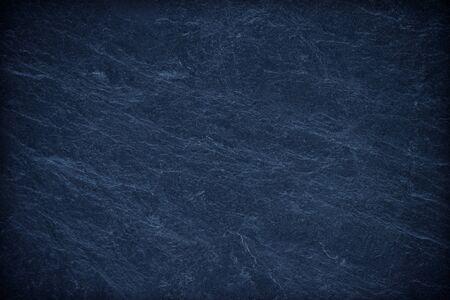 Dunkler Schieferhintergrund der blauen Beschaffenheit. Steinoberflächenhintergrund Standard-Bild