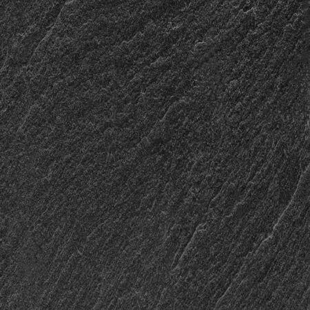 Dunkelgrauer schwarzer Schieferhintergrund oder -beschaffenheit. Standard-Bild