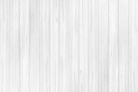 White or grey Wood wall background or texture; Wood texture with natural wood pattern.
