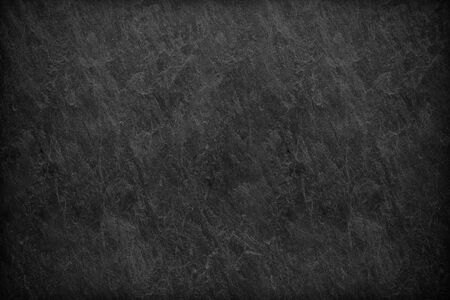 Dark grey black slate background or texture. Zdjęcie Seryjne