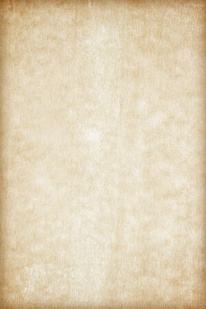 Alte Papierstruktur. Vintage-Papierhintergrund oder -beschaffenheit; braune Papierstruktur