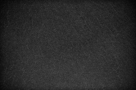 Fond ou texture d'ardoise noir gris foncé.