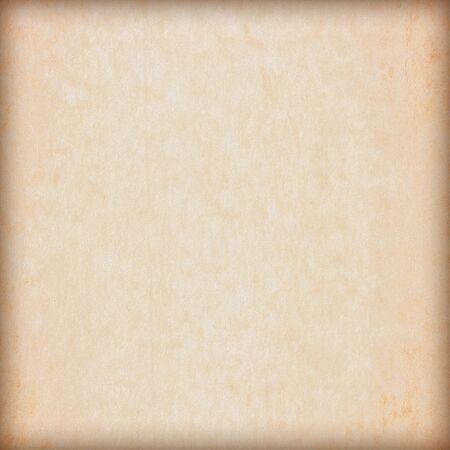 Texture de vieux papier. fond ou texture de papier vintage; texture de papier brun