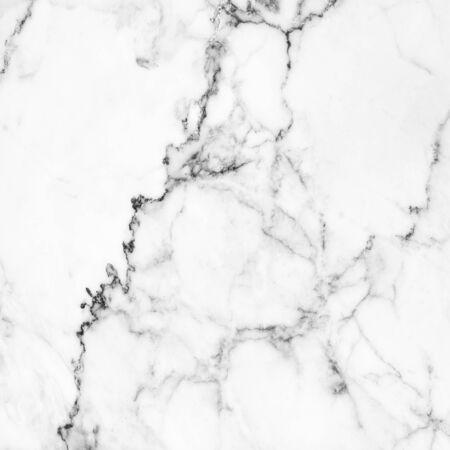 Witte of grijze marmeren textuur achtergrondpatroon met hoge resolutie. Kan behang gebruiken Stockfoto