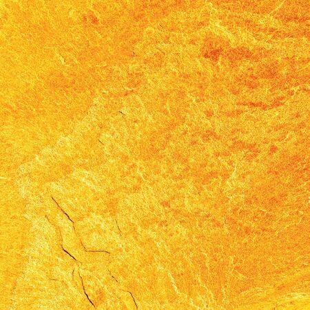 Goldsteinbeschaffenheit für den Hintergrund. goldener Hintergrund Standard-Bild