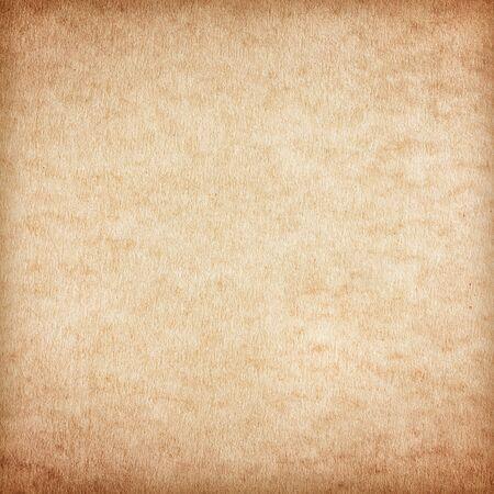 Oud papier textuur. vintage papier achtergrond of textuur; bruine papieren textuur.