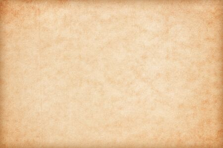 Old Paper texture. vintage paper background or texture; brown paper texture. Reklamní fotografie - 137952955