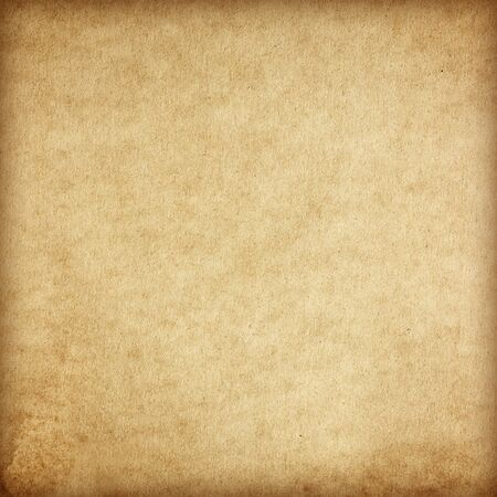 Old Paper texture. vintage paper background or texture; brown paper texture. Reklamní fotografie - 140101170