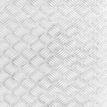 Texture of a metal diamond plate for background.