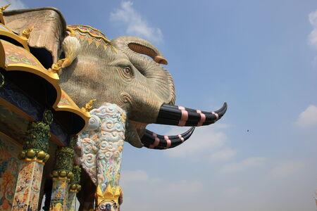 goodly: elephant Thai