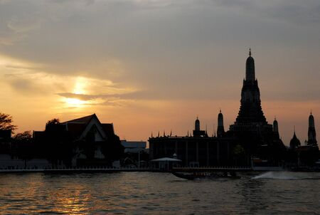 wat arun Stock Photo - 7418481