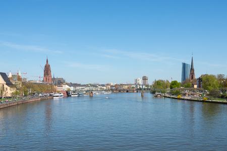 frankfurt: Frankfurt City Stock Photo