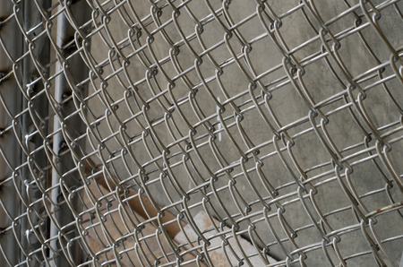 metal wire: metal wire fence pattern,industry background