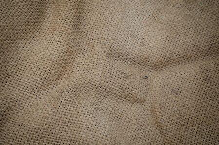 sackcloth: Sackcloth wrinkled