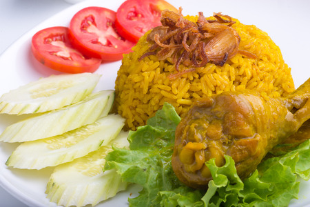 biryani: Chicken Biryani