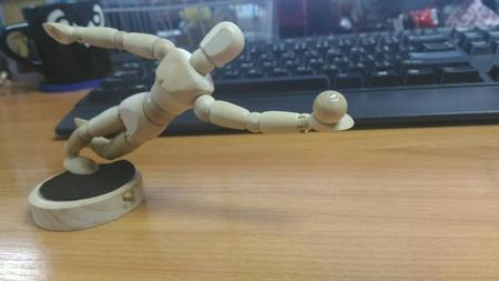 ball: Receive ball