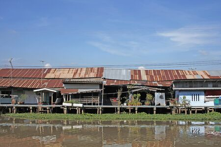 waterfront home living style in thailand