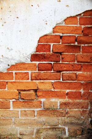 old brick wall in the past Stock Photo - 18172432
