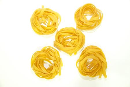 The Yellow Fettuccine