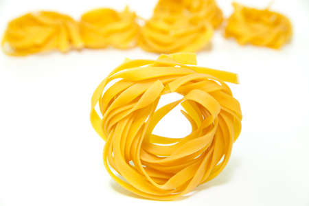 The Yellow Fettuccine