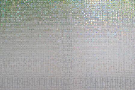 textura de la pared de cristal, decoración Foto de archivo