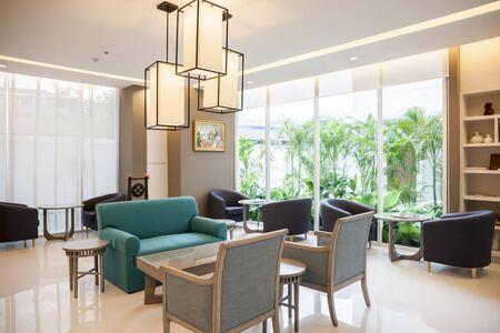 vip area: Executive lounge area in the hotel