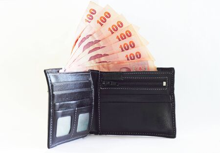 billfold: billfold, money