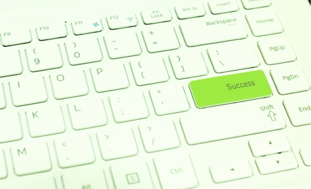 Technology for success  Stock Photo