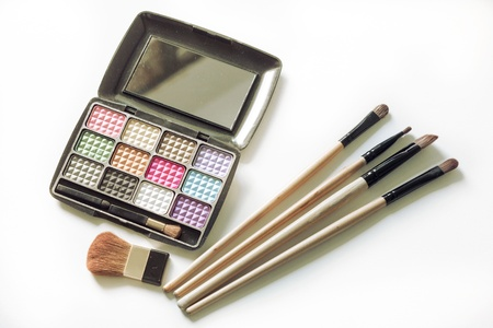 beautify: Beautify and cosmetics Stock Photo