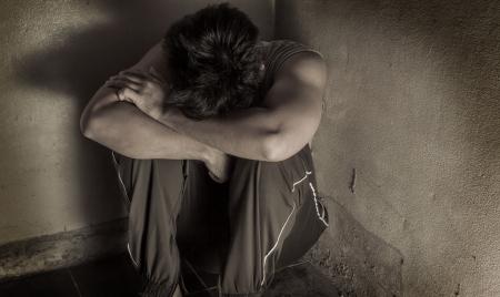 Hopeless man