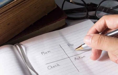 Write business plan  Banco de Imagens