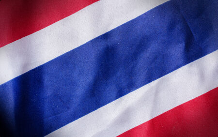 Background of Thailand national flag  photo