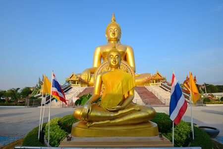 buddha in thailand photo