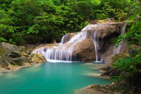 eravan: erawan waterfall