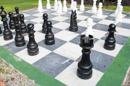 battling: chess