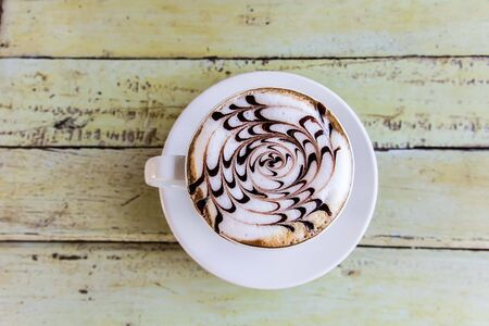 fredo: caffè Archivio Fotografico