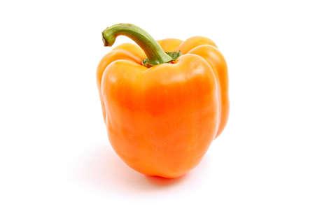 nutricion: Orange paprika