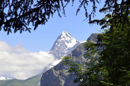 Mount eiger Swiss Alps
