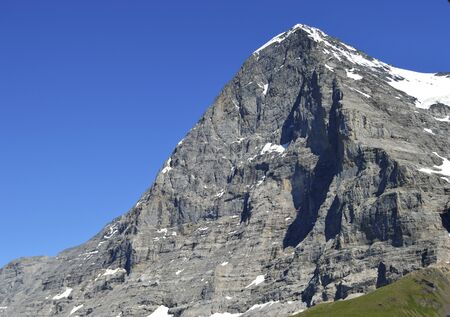 eiger: Mount eiger Swiss Alps
