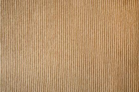 Beige, light brown corduroy Stock Photo
