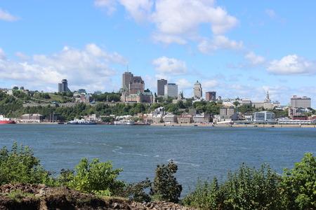 quebec: Quebec City panorama