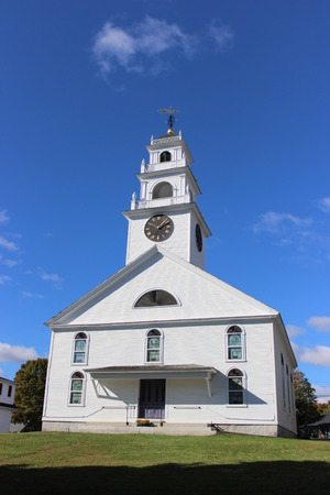 Congregational Church of Henniker, New Hampshire