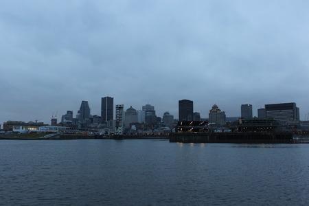 Montreal at Dusk