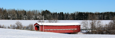 Bordeleau Covered Bridge