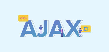 Ajax building interfaces for web applications. Development of presentation code technologies for convenience programmable sites convenient interface and search vector optimization.