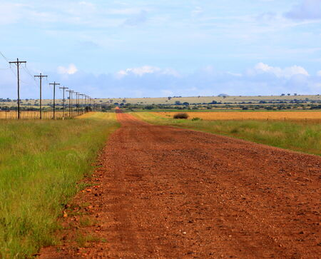 wide open spaces: The road less travelled has wide open spaces