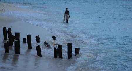 bounty: La oraci�n de la tarde para agradecer el mar por su generosidad al d�a