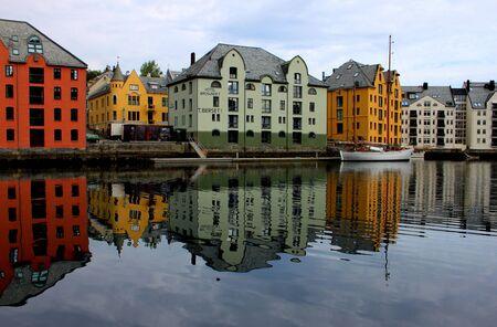 alesund: Alesund - Venice of Norway
