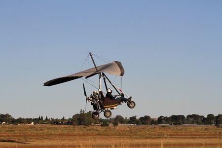 gauteng: Microlight aviation in Johannesburg, Gauteng, South Africa Editorial